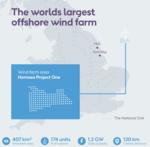 Ørsted begins offshore construction for Hornsea Project One