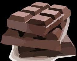 Detail_schokolade