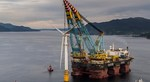 Joint industry project to investigate next generation turbines and heavy lifts for floating wind farms