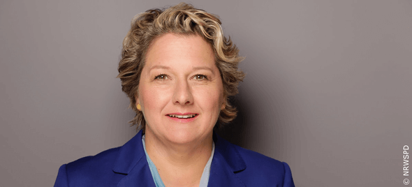 Svenja Schulze (Bild: NRW SPD)