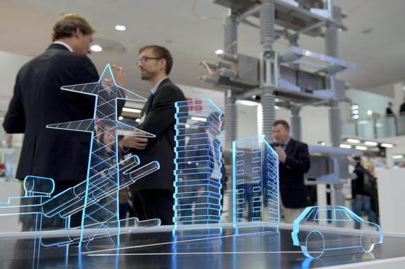 Energy bietet spezielles Angebot für Stadtwerke (Bild: Deutsche Messe)