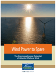 Wind Power to Spare: The Enormous Energy Potential of Atlantic Offshore Wind