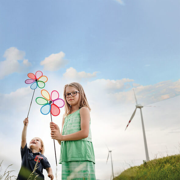 Bild: © Jürgen Pletterbauer, Grafiken: IG Windkraft