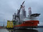 """Baustart für """"Windkraftwerk"""" EnBW Hohe See und Albatros"""