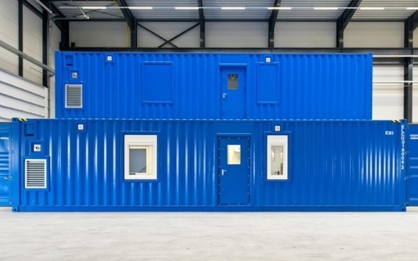 Images: ELA Container