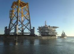 Die SWM sind am Offshore-Windpark Sandbank beteiligt. (Bild: SWM)