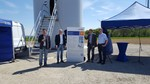 Windpark Dünsbach eingeweiht