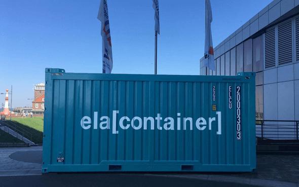 Bild: ELA Container