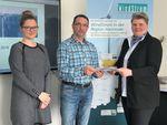 TÜV NORD übergibt ersten Standortgütenachweis an WindStrom