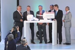 Siemens Gamesa celebrates inauguration of production facility for offshore nacelles in Cuxhaven, Germany