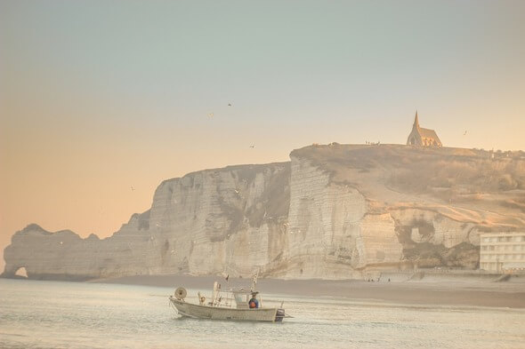 All is calm on the Dover Coast (Image: Pixabay)