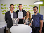 1st place at the ENERCON ISP Award 2018
