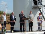 Windpark Flesquières offiziell eröffnet