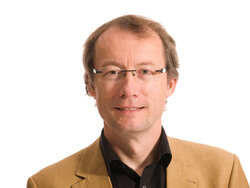 Prof. Dr. Joachim Peinke (Foto: Universität Oldenburg)