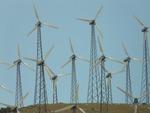 Schnappschuss vor der Windkraftanlage?