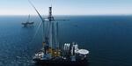 Offshore-Wind­pro­jekt Arkona: Erste Turbine steht