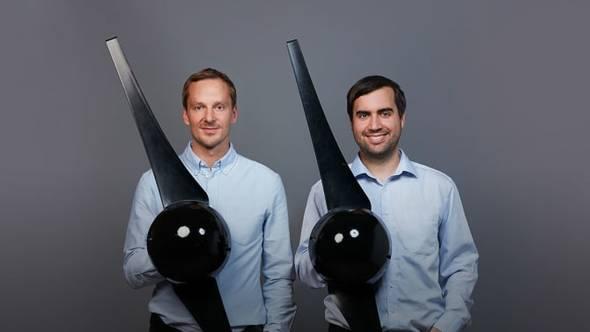 Dr. Till Naumann (Gründer & CEO, li.), Andreas Amberger (Gründer & CTO) (Bild: Mowea)