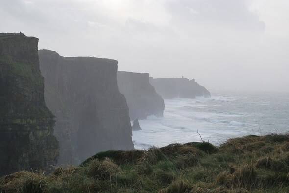 Irish Cliffs of Moher (Image: Pixabay)