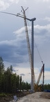 EFG Scandinavia installed first wind turbine