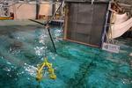 Rostocker Forscher testen neue Generation von Offshore-Windenergie-Anlagen