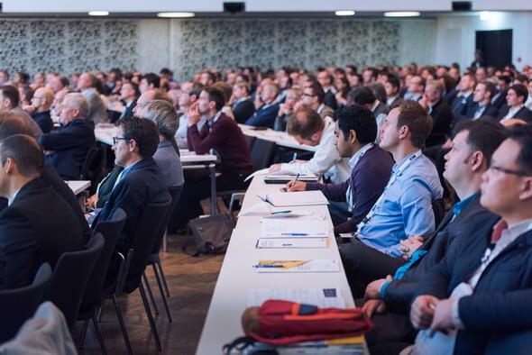 Auf der CADFEM ANSYS Simulation Conference sind jedes Jahr mehr als 800 Teilnehmer (Bild: CADFEM)
