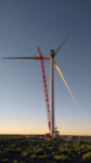 ALE showcases wind installation expertise in Argentina