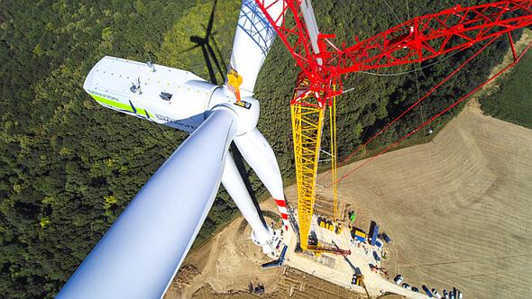 Bilder: Windkraft Simonsfeld