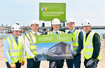 Work begins on construction of 'home' for East Anglia ONE windfarm as £2.5m contract is signed with Great Yarmouth's 3sun Group