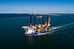 After major upgrade, Aeolus starts work on Belgium's largest offshore wind farm