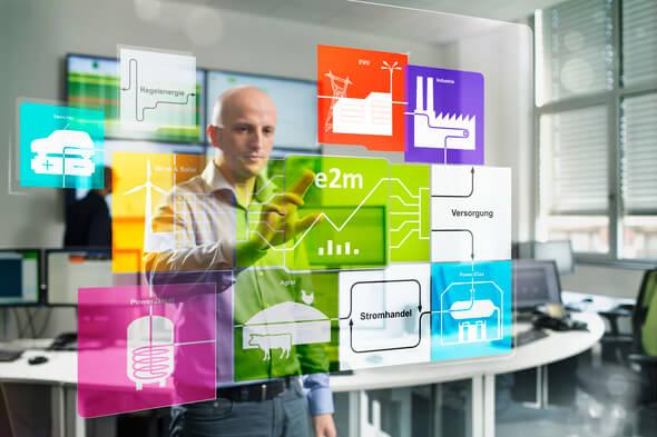 Das Wirtschaftsmagazin FOCUS Business hat e2m als TOP Arbeitgeber ausgezeichnet (Bild: e2m)