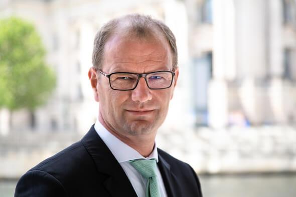 Stefan Kapferer, Vorsitzender der BDEW-Hauptgeschäftsführung (Bild: Farys)