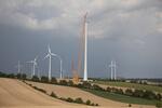 Windpark Kreuzstetten: Sieben neue Anlagen sind errichtet