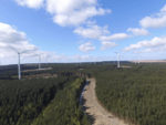 Brechfa Forest West Wind Farm Officially Opens
