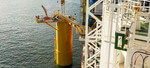 First foundation installed at the Deutsche Bucht Offshore Wind Farm