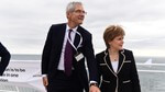 First Minister hails 'ground-breaking' Scottish offshore wind farm at official opening