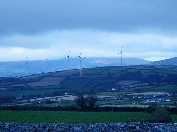 Castledockrell wind farm (Image: Castledockrell)