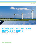 DNV GL Energy Transition Outlook: The world's energy demand will peak in 2035 prompting a reshaping of energy investment
