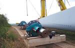 ABO Wind tauscht Hauptlager von GE-Anlage im Saarland
