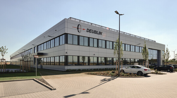 Deublin branch, Germany (Image: Deublin)