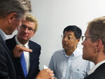 Trainingskonzept Triple Four interessiert China