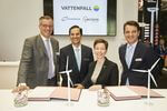 "Nordex extending Dutch wind farm ""Wieringermeer"" for Vattenfall"