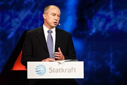 Statkraft CEO Christian Rynning-Tønnesen is a member of the Global Commission on the Economy and Climate. (Image: Statkraft)