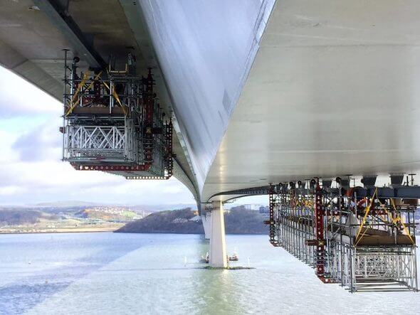 Span Access alternative access and working at height solution (Image: Span Access)