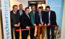 Eröffnung des neuen Ausstellungsbereichs* (Bild: Ørsted)