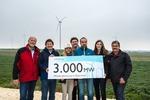 Meilenstein: 3.000 MW Windkraft in Österreich