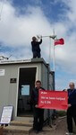 Wind of change for Happisburgh Coast Watch thanks to new turbine funded by E.ON