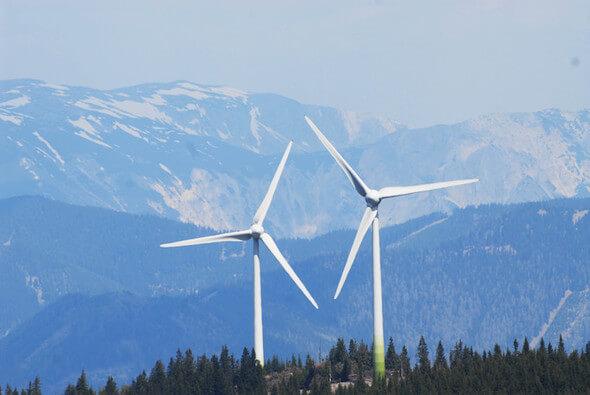 Bilder und Grafike: IG Windkraft
