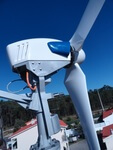 The Tour du Midi is looking forward to the Antaris Wind Turbine