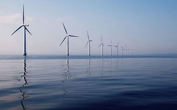 Nexans wins major power export cable contract for Ørsted's Hornsea 2 wind farm (Image: Nexans)