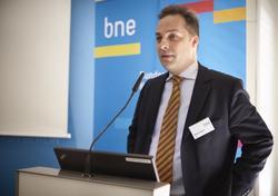 Robert Busch, Geschäftsführer des Bundesverbandes Neue Energiewirtschaft (Bild: bne)